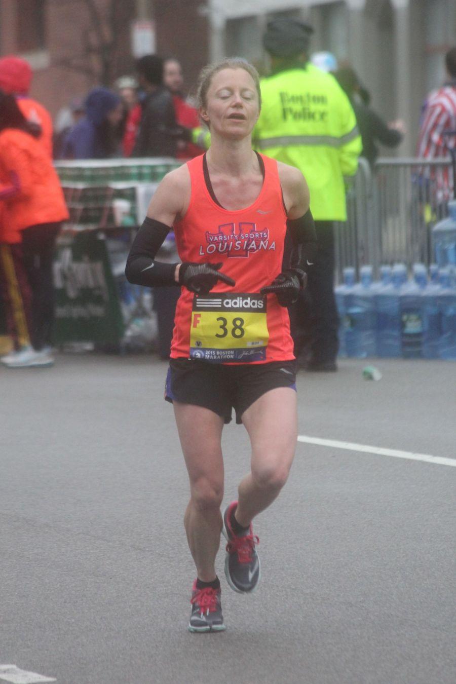 boston marathon april 20 2015 racer number 38