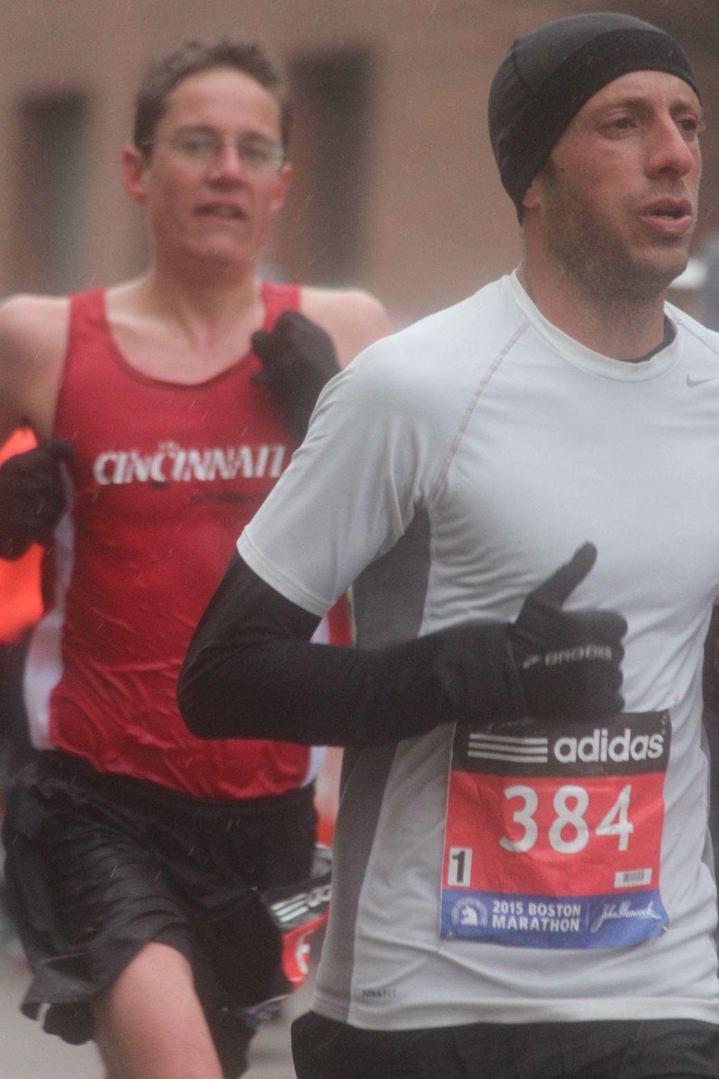 boston marathon april 20 2015 racer number 384