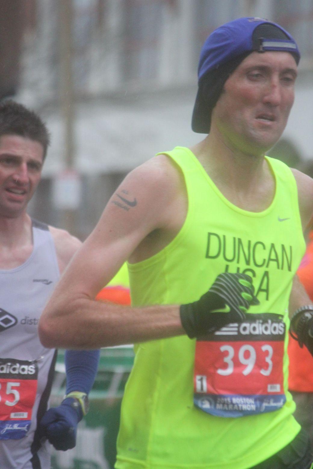 boston marathon april 20 2015 racer number 393