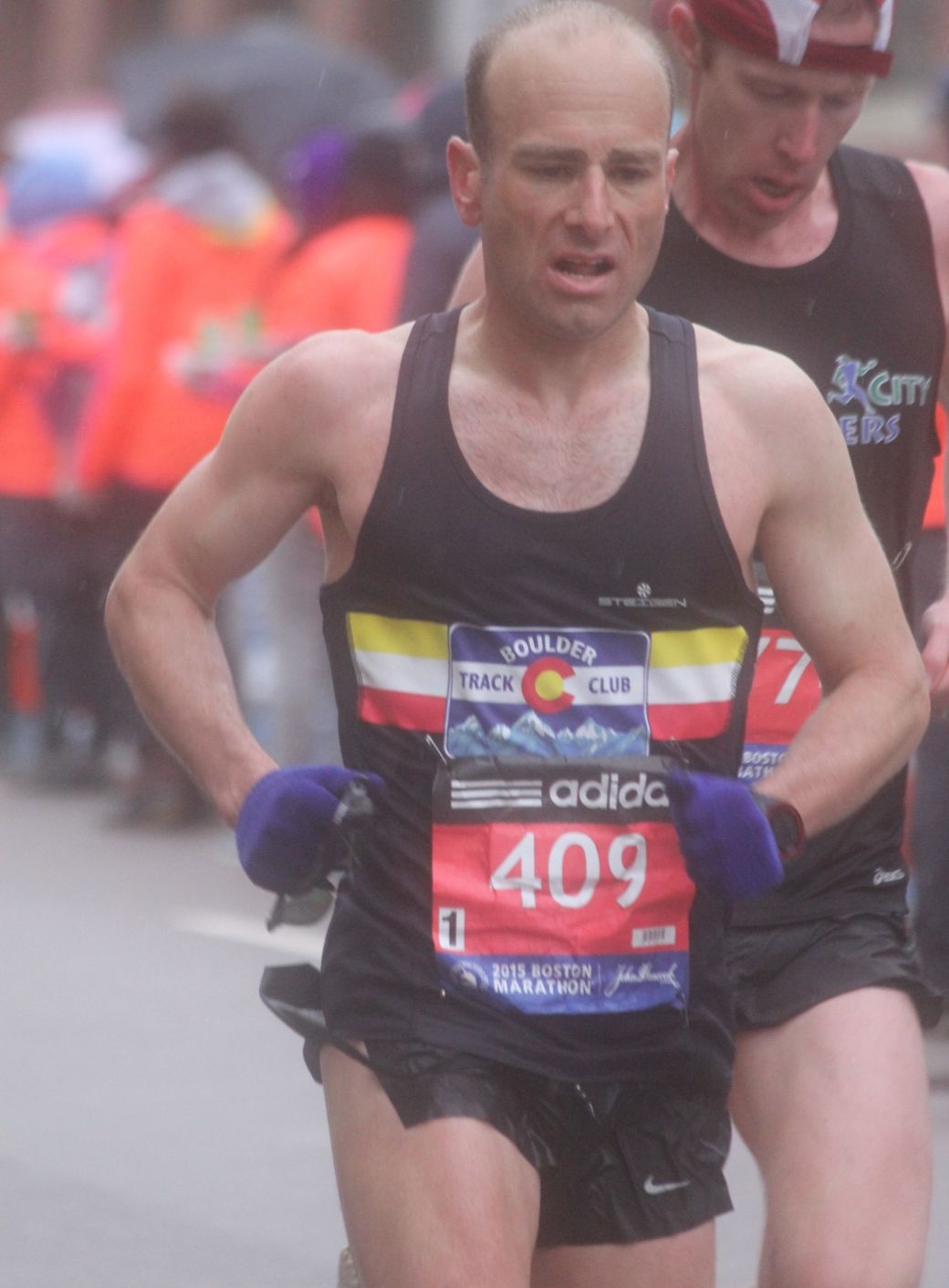 boston marathon april 20 2015 racer number 409