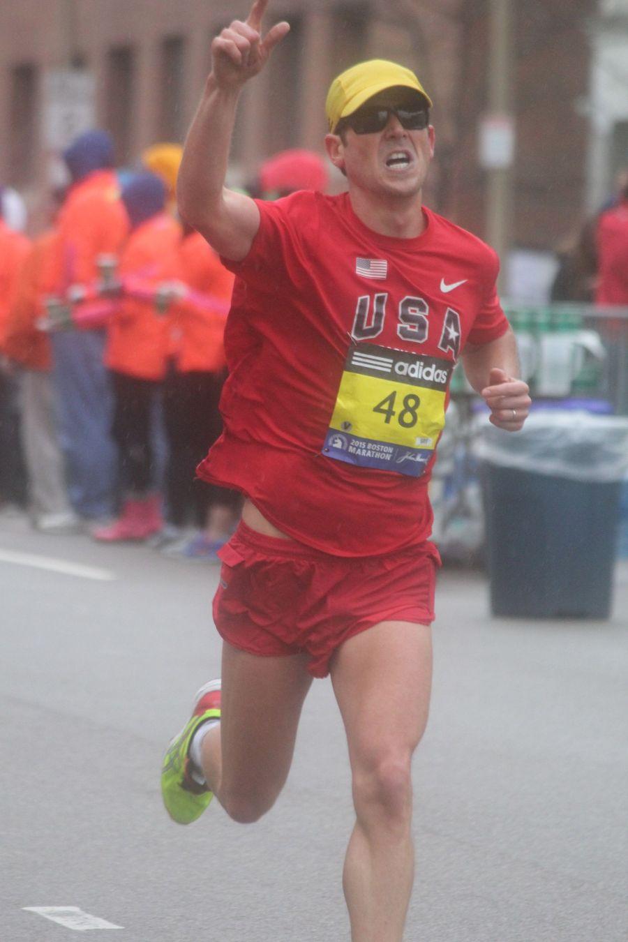 boston marathon april 20 2015 racer number 48