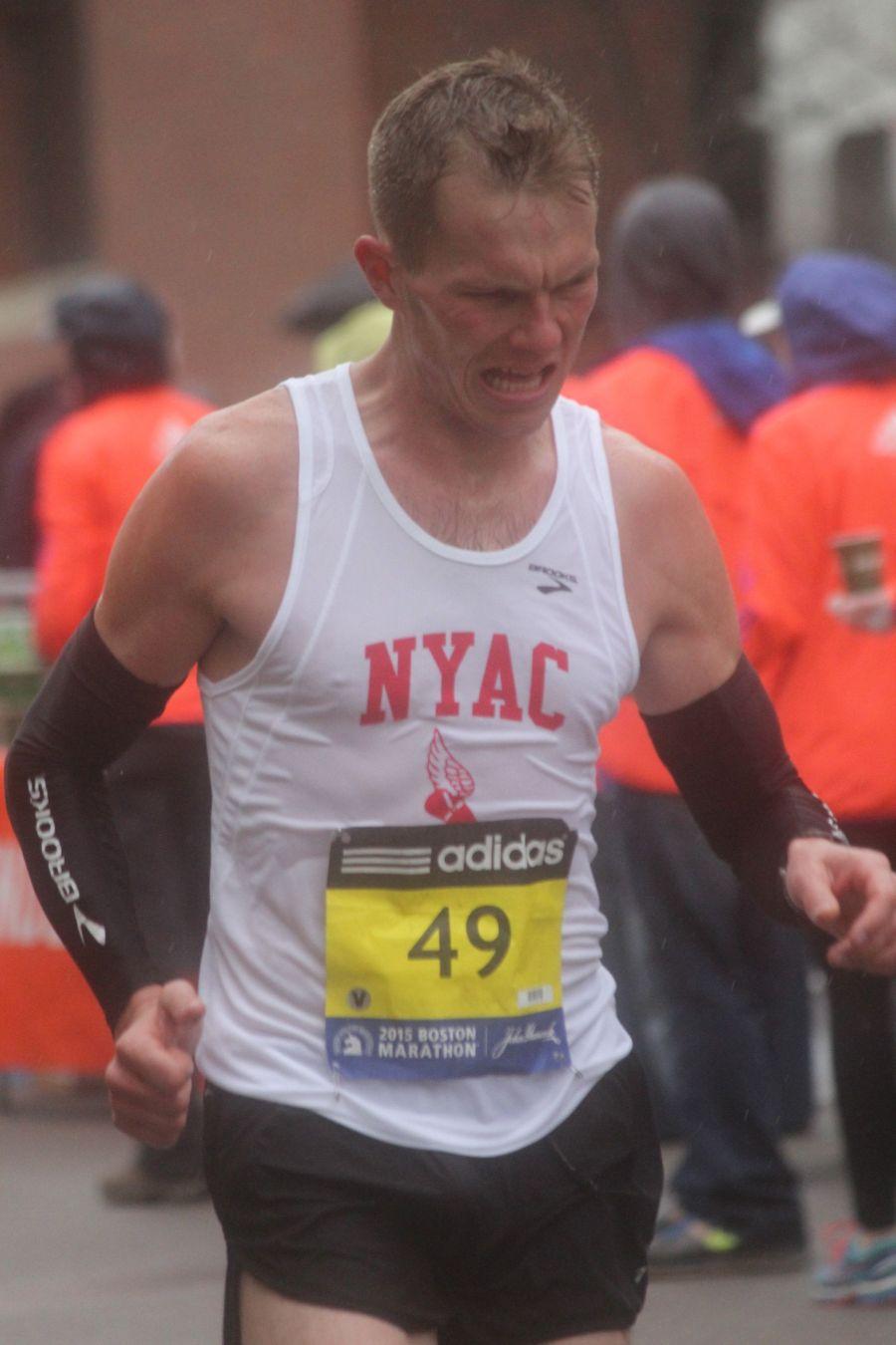 boston marathon april 20 2015 racer number 49