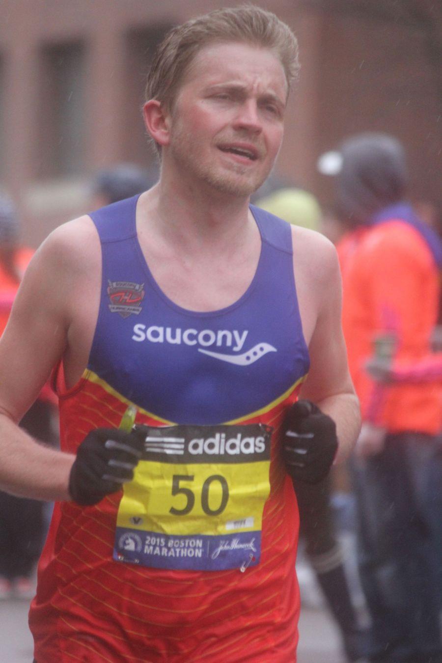 boston marathon april 20 2015 racer number 50