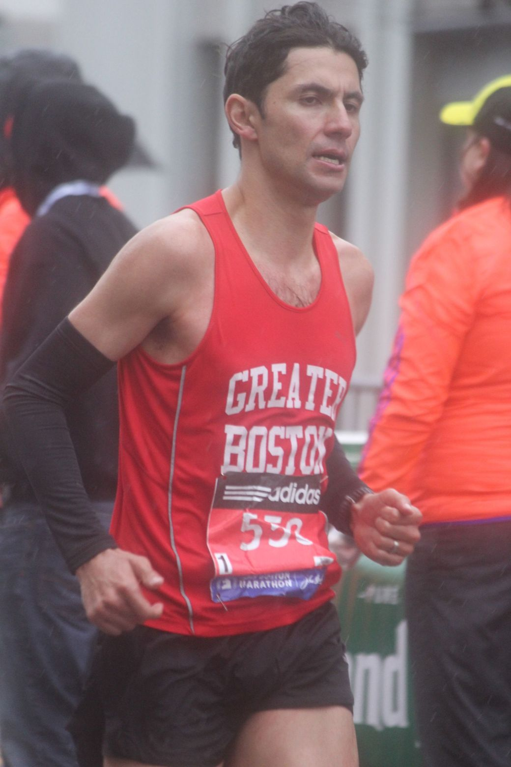 boston marathon april 20 2015 racer number 530
