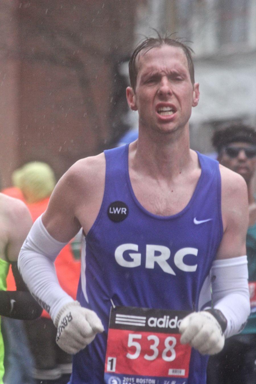 boston marathon april 20 2015 racer number 538