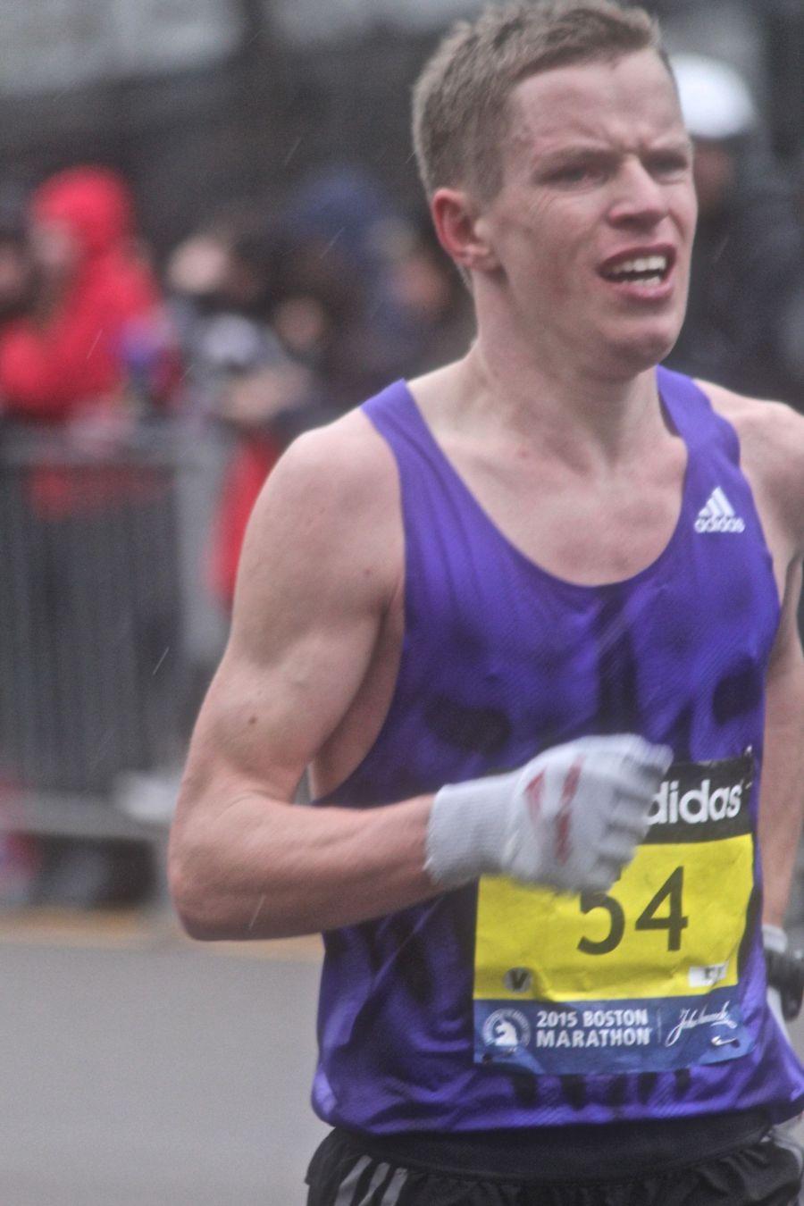 boston marathon april 20 2015 racer number 54