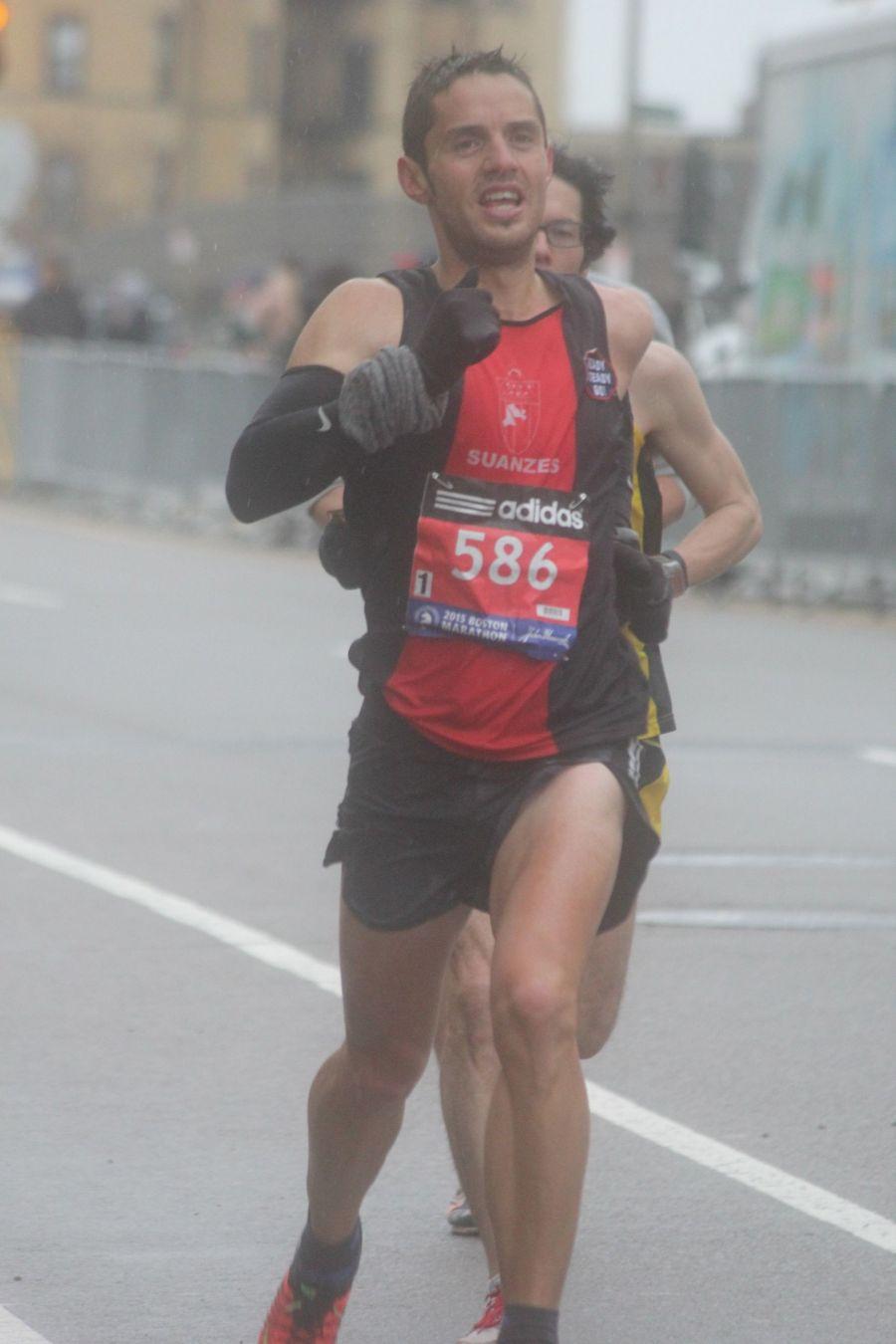 boston marathon april 20 2015 racer number 586