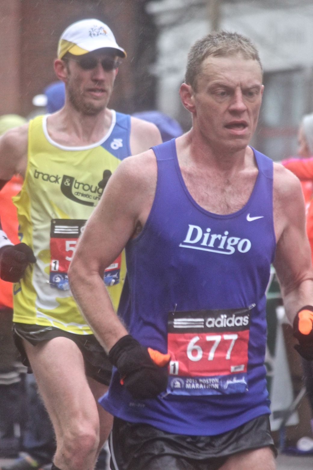 boston marathon april 20 2015 racer number 677
