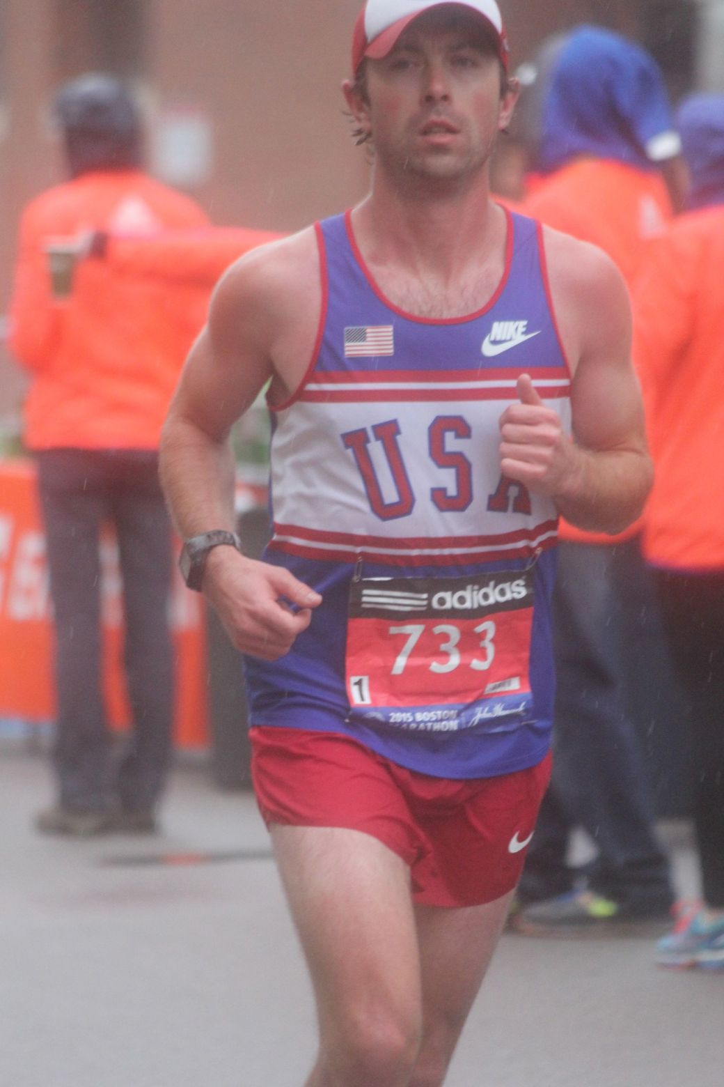 boston marathon april 20 2015 racer number 733