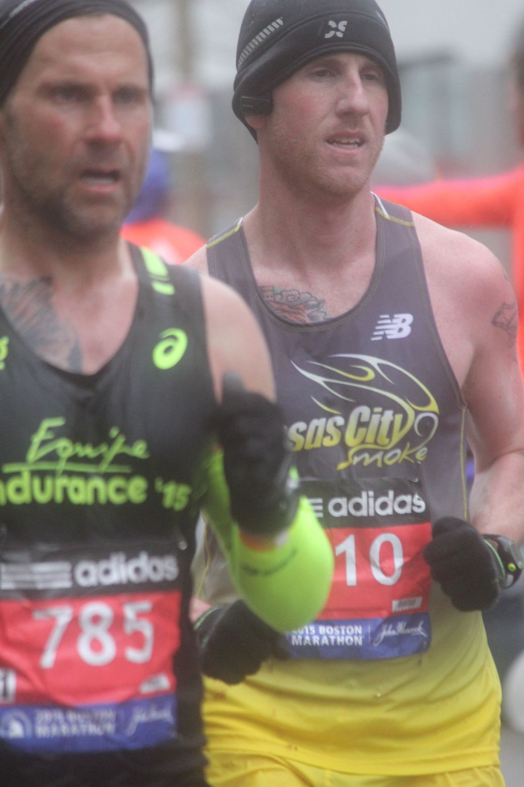 boston marathon april 20 2015 racer number 785
