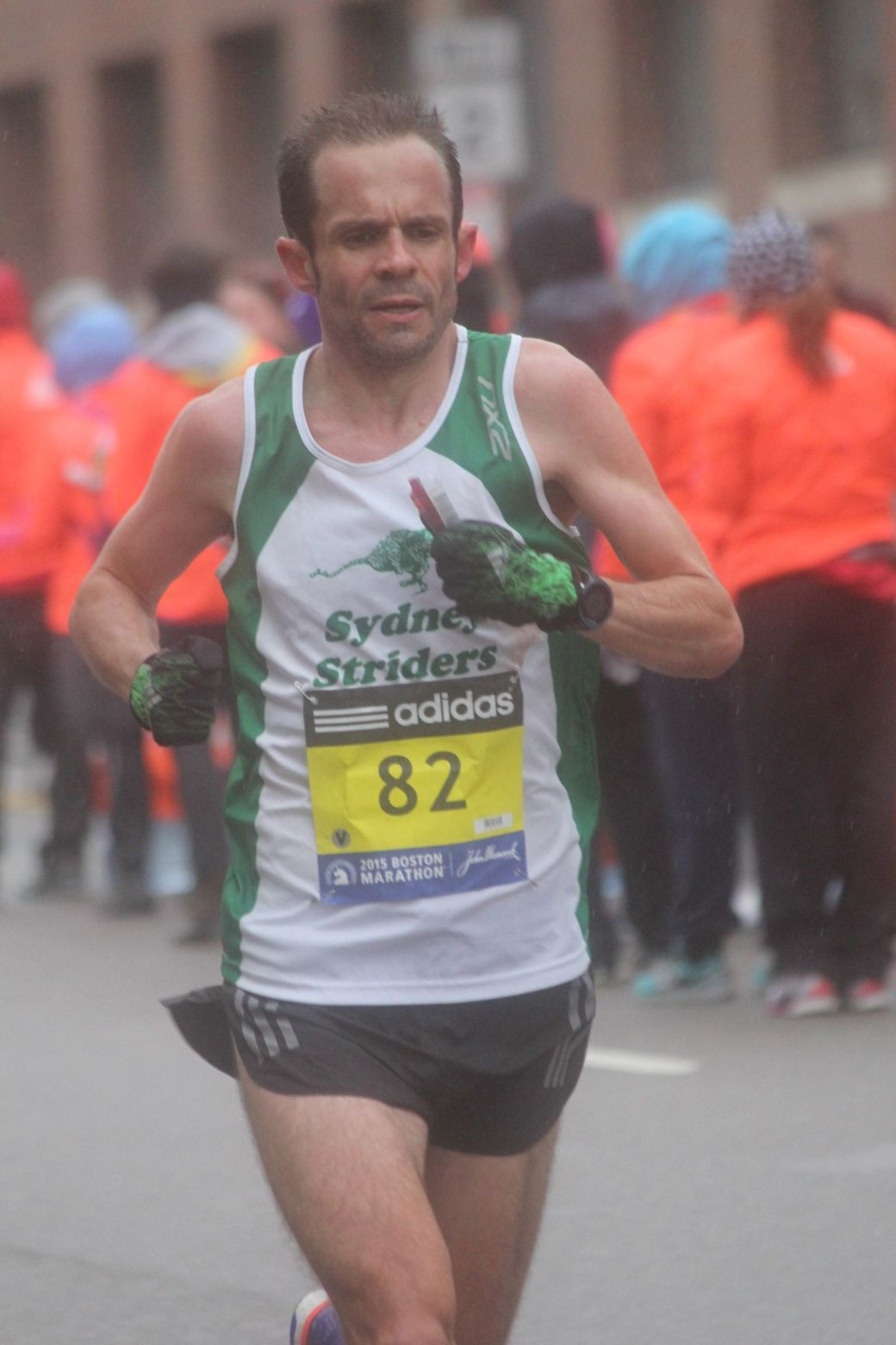 boston marathon april 20 2015 racer number 82