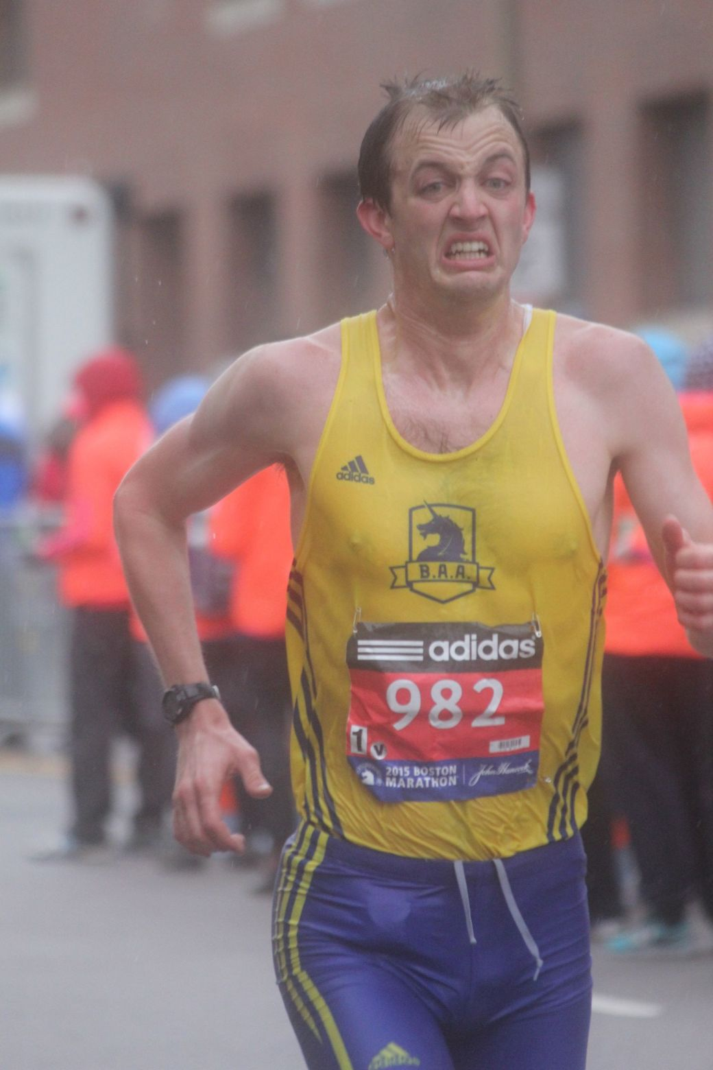 boston marathon april 20 2015 racer number 982 2