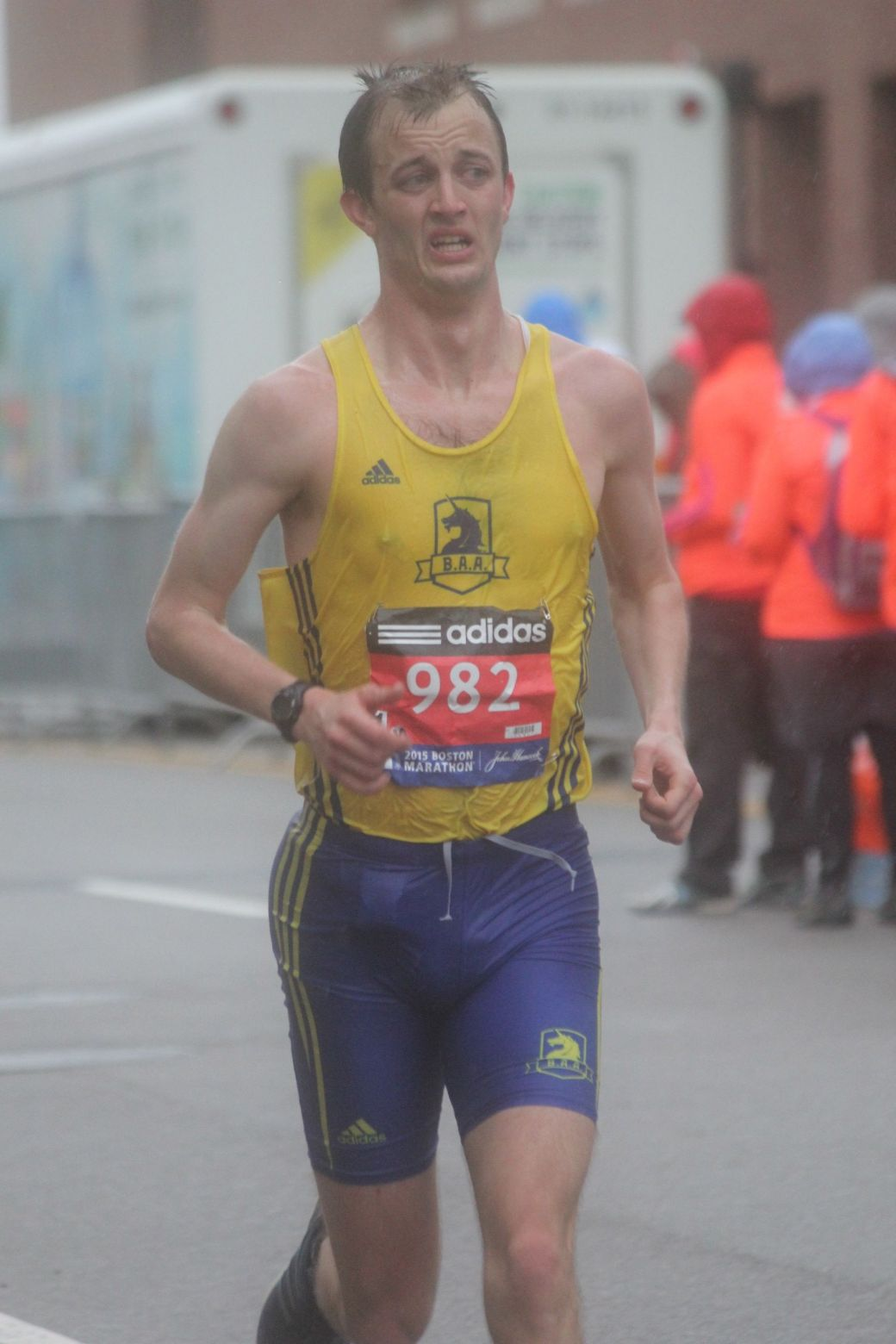 boston marathon april 20 2015 racer number 982