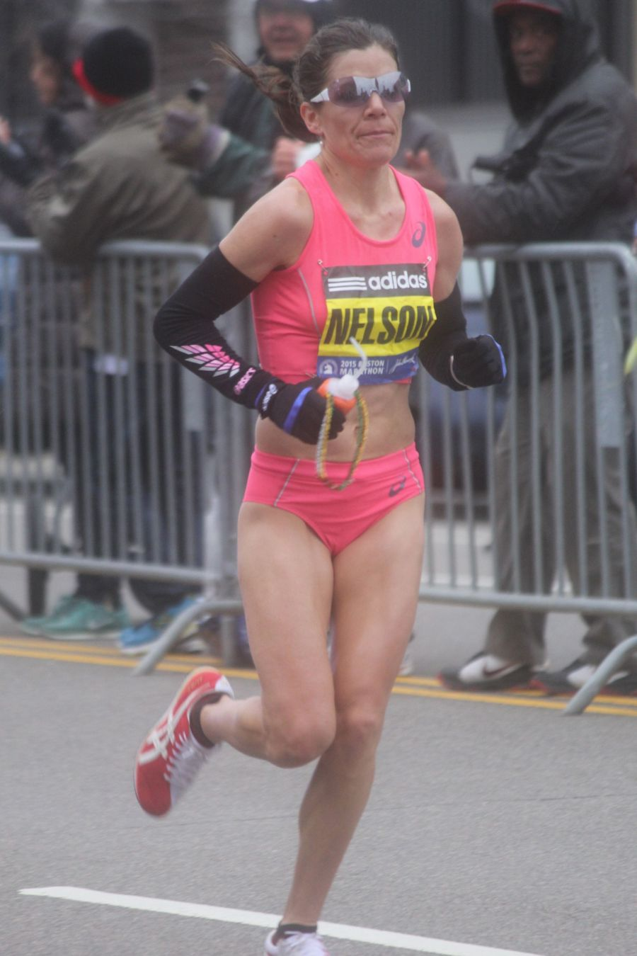 boston marathon april 20 2015 womens elite race adriana nelson