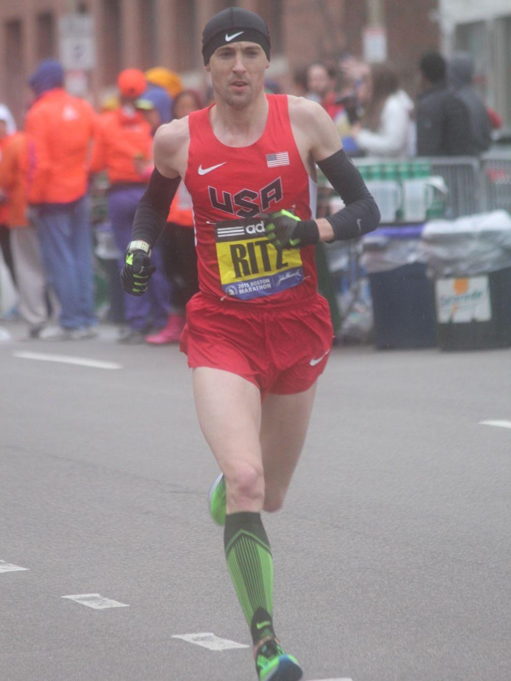 boston marathon april 20 2015 womens elite race dathan ritzenhein