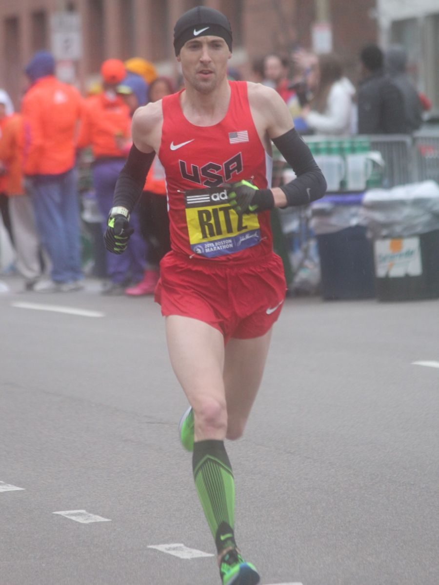 boston marathon april 20 2015 womens elite race dathan ritzenhein