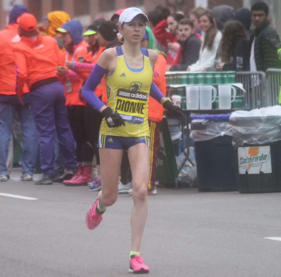 boston marathon april 20 2015 womens elite race hilary dionne