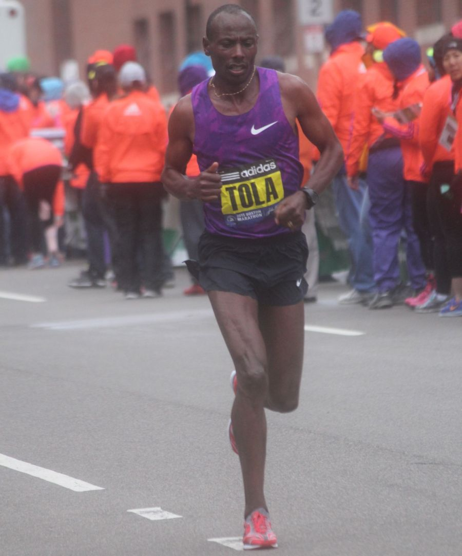boston marathon april 20 2015 womens elite race tadese tola
