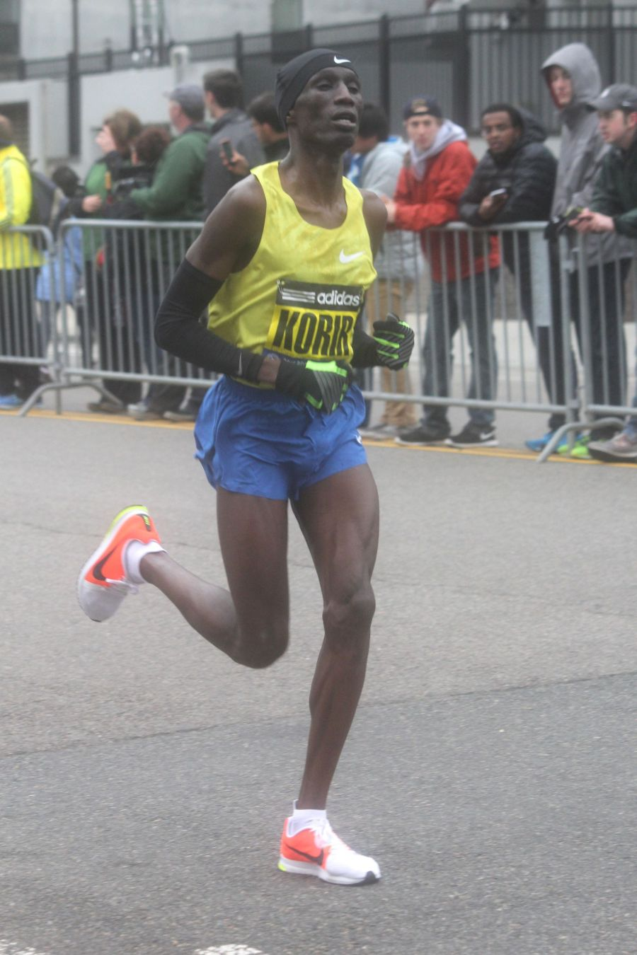 boston marathon april 20 2015 womens elite race wesley korir