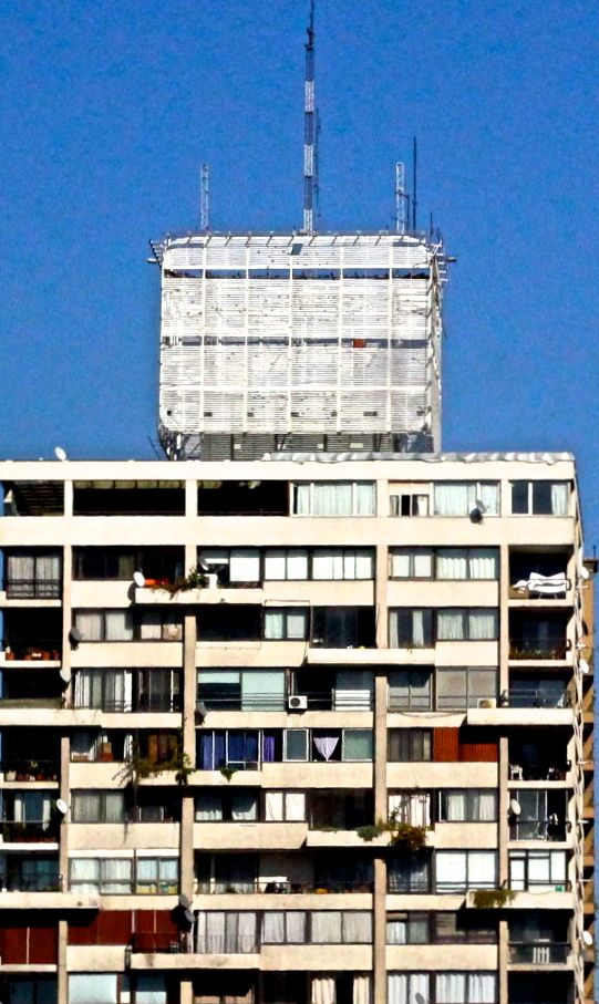 chile santiago apartment building 2
