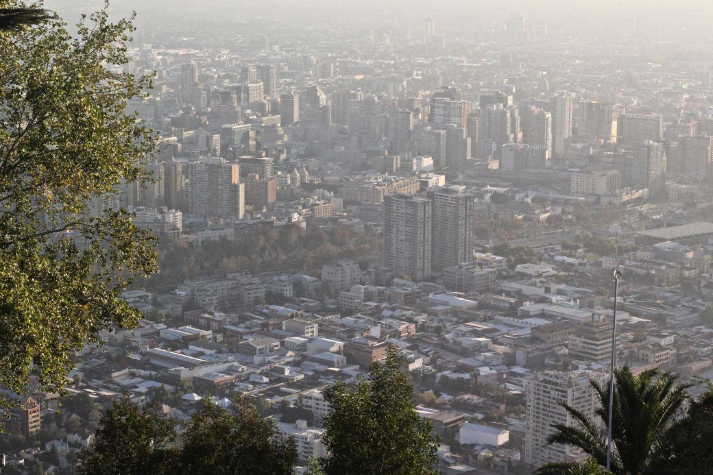 chile santiago san cristobal hill 3