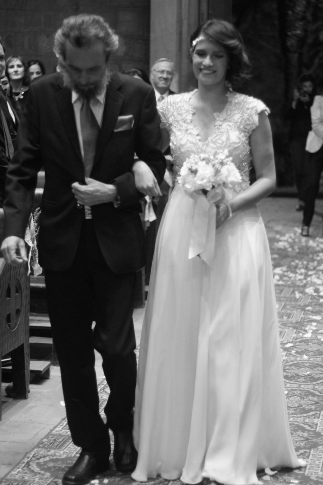 chile santiago san cristobal hill wedding 12