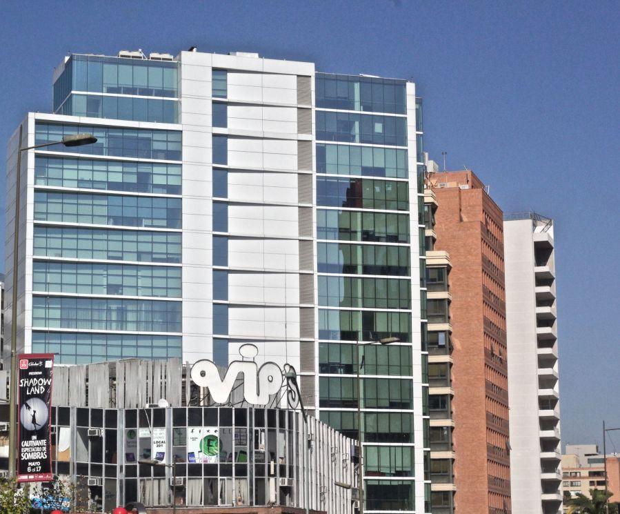 chile santiago VIP building