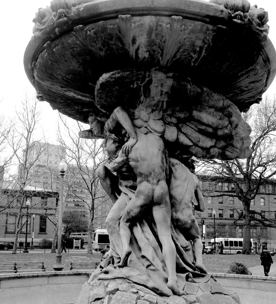 providence rhode island fountain 1