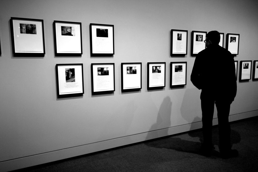 salem peabody essex museum duane michals exhibit 2