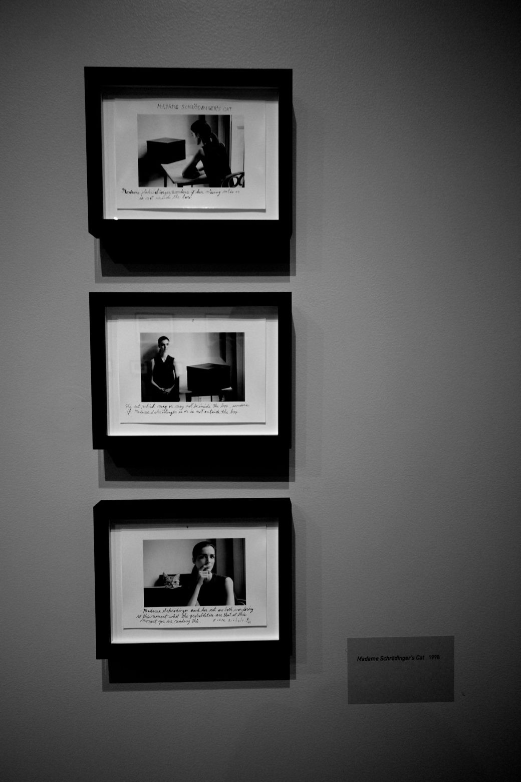 salem peabody essex museum duane michals exhibit 4