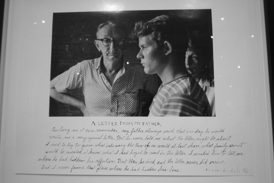 salem peabody essex museum duane michals exhibit 5