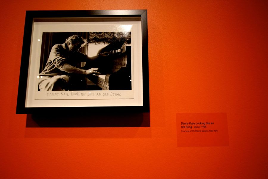 salem peabody essex museum duane michals exhibit danny kaye