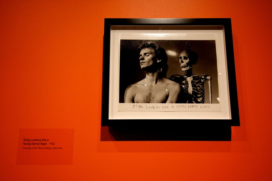 salem peabody essex museum duane michals exhibit sting