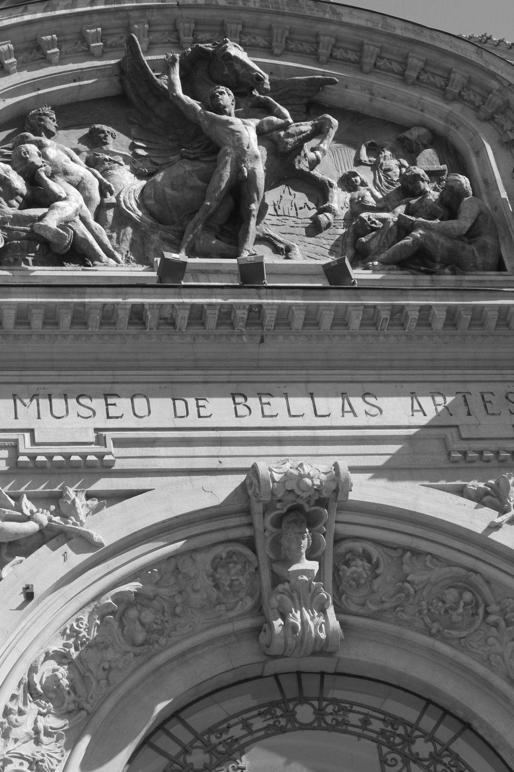 santiago chile bellas artes museo des bellas artes