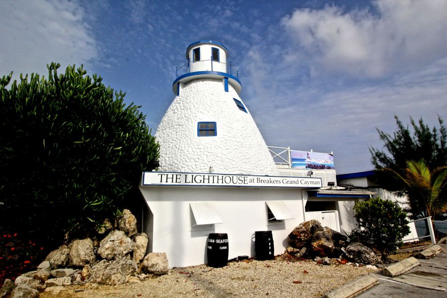 cayman islands lighthouse restaurant