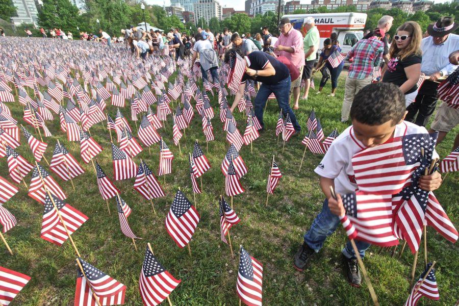 boston memorial day memorial boston common 4
