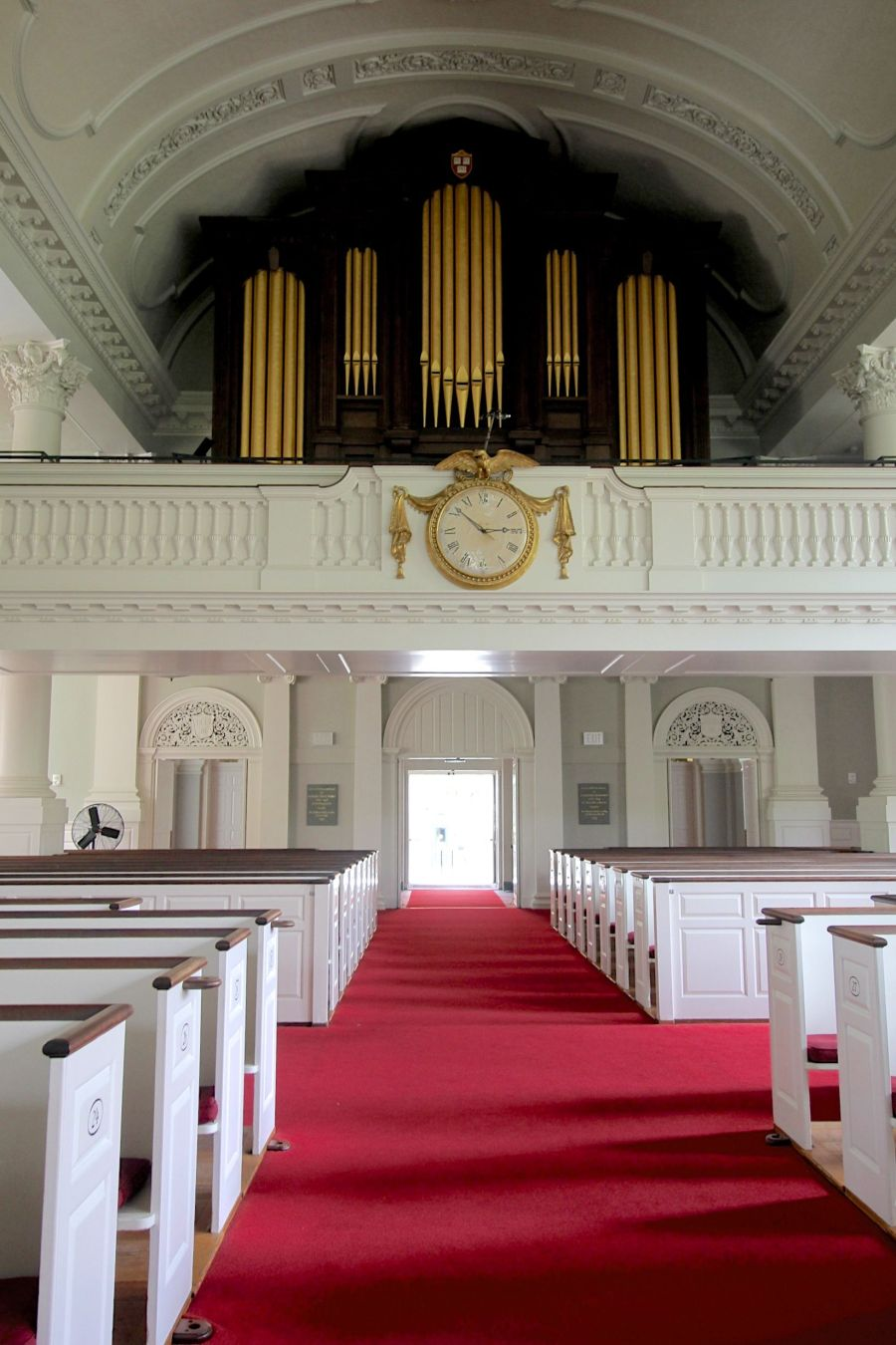 cambridge harvard university memorial church 2