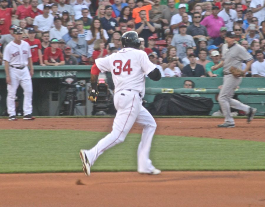 boston fenway park red sox new york yankee boston red sox game july 11 2015 david ortiz 2