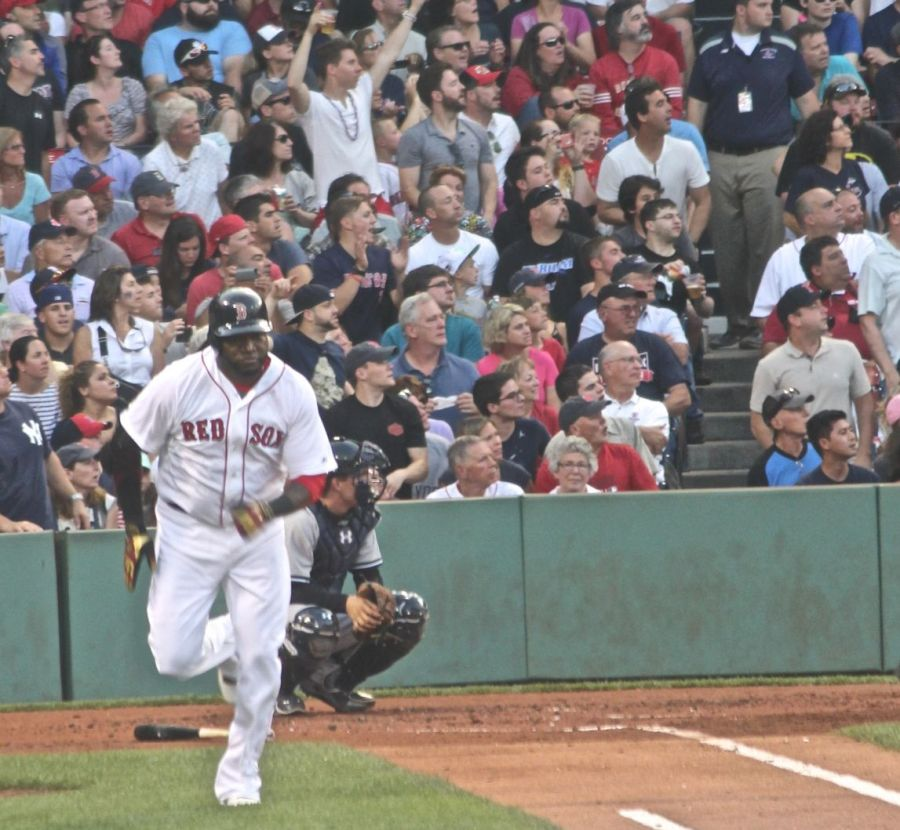 boston fenway park red sox new york yankee boston red sox game july 11 2015 david ortiz