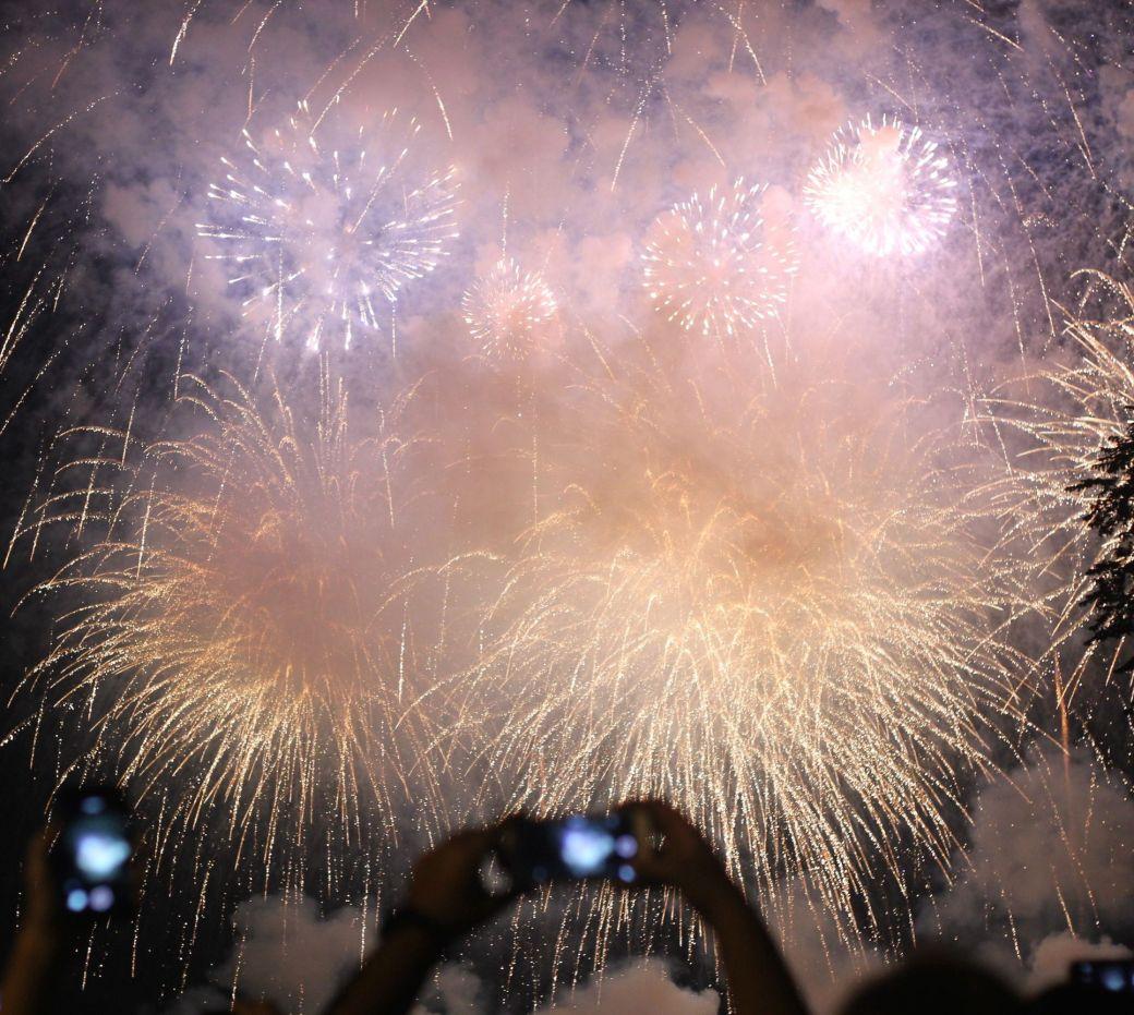 boston july 4th fireworks celebration firework 13