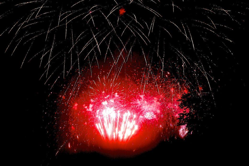 boston july 4th fireworks celebration firework 2