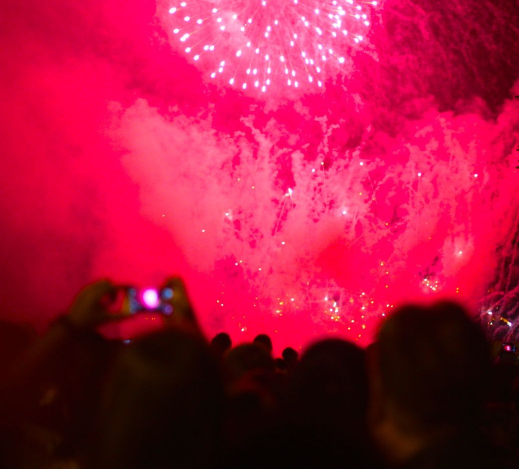 boston july 4th fireworks celebration firework 49