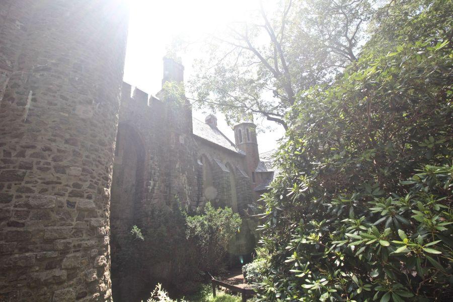 gloucester hammond castle exterior 1