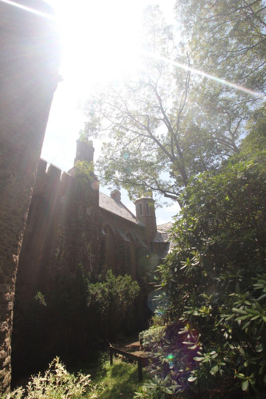 gloucester hammond castle exterior 2