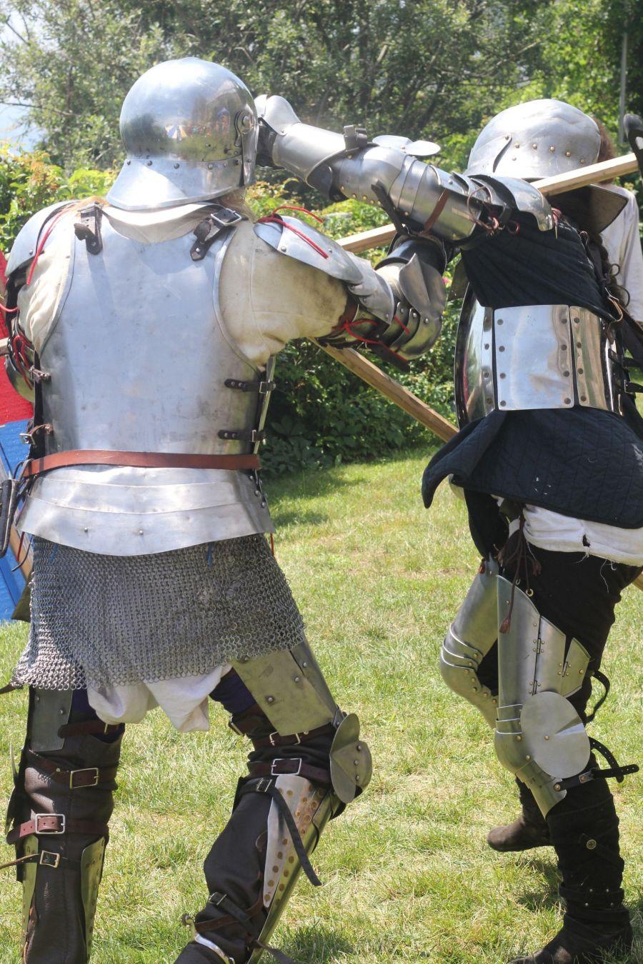 gloucester hammond castle renaissance fair swordfight