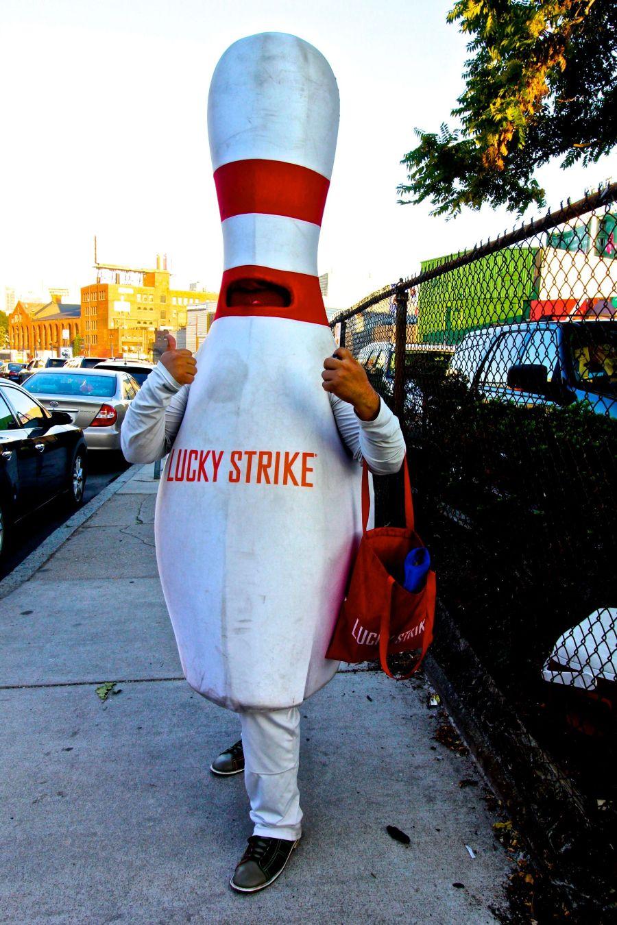 boston fenway park lucky strike bowling pin 2