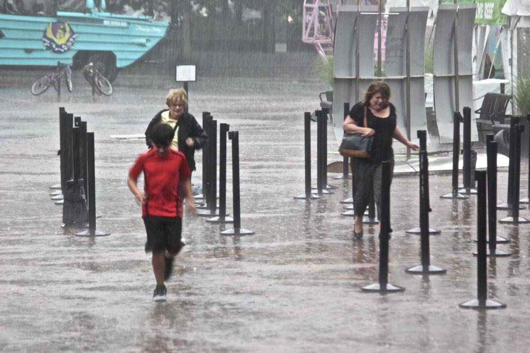 boston rainstorm hail storm august 4 3