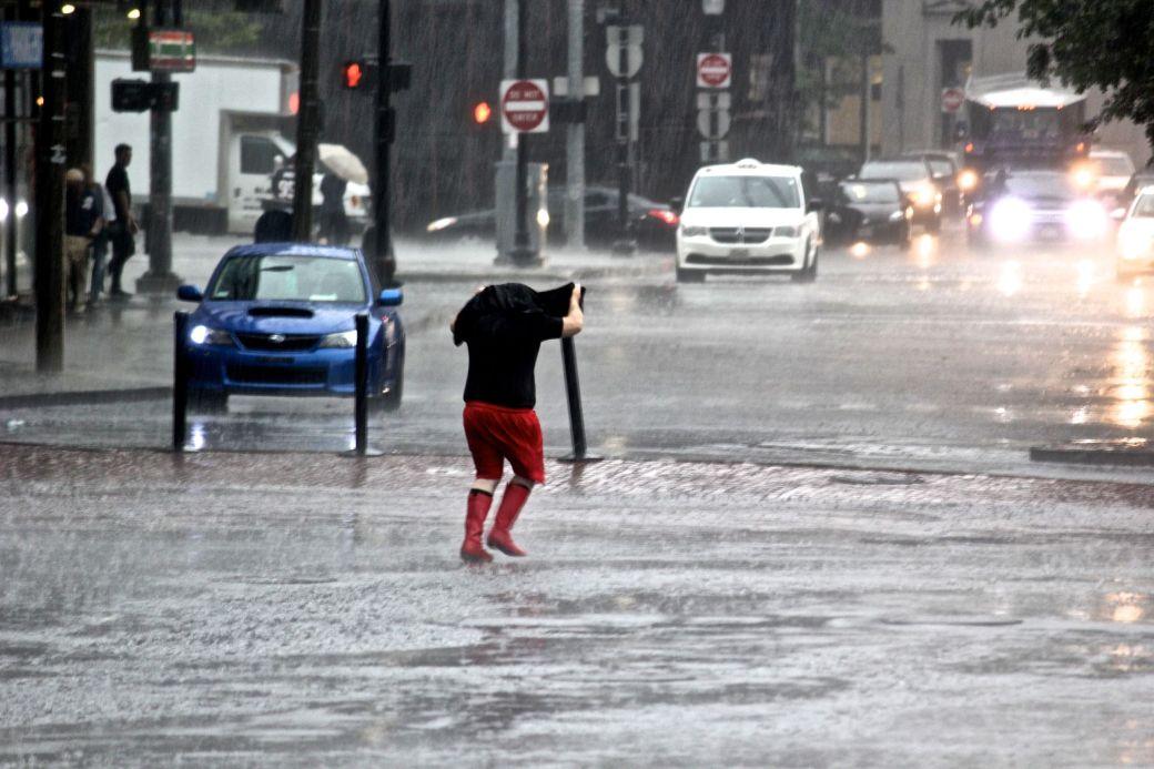 boston rainstorm hail storm august 4 4