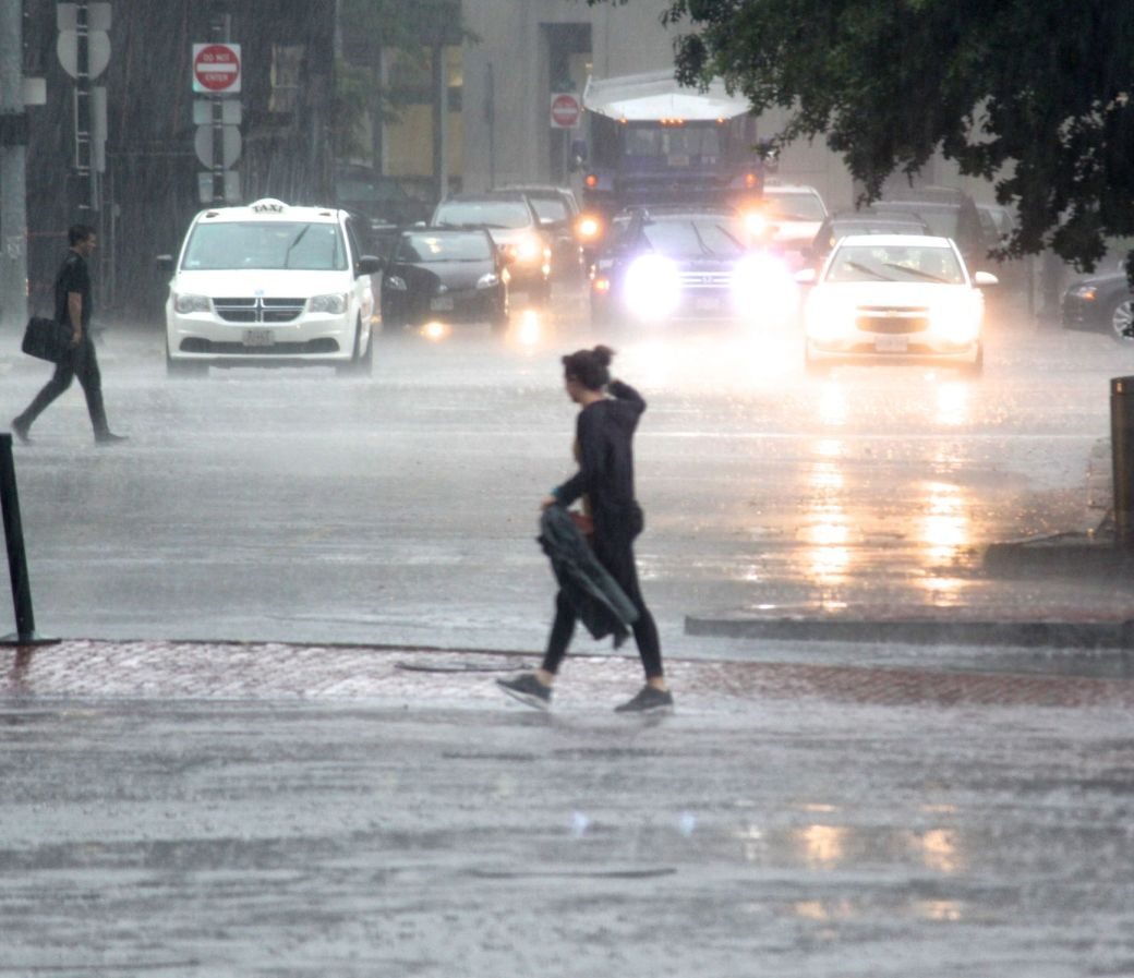boston rainstorm hail storm august 4 5