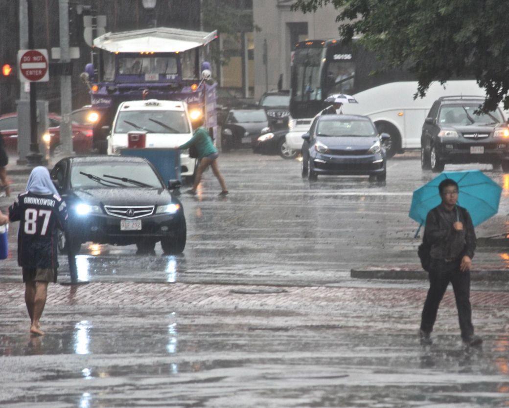 boston rainstorm hail storm august 4 6